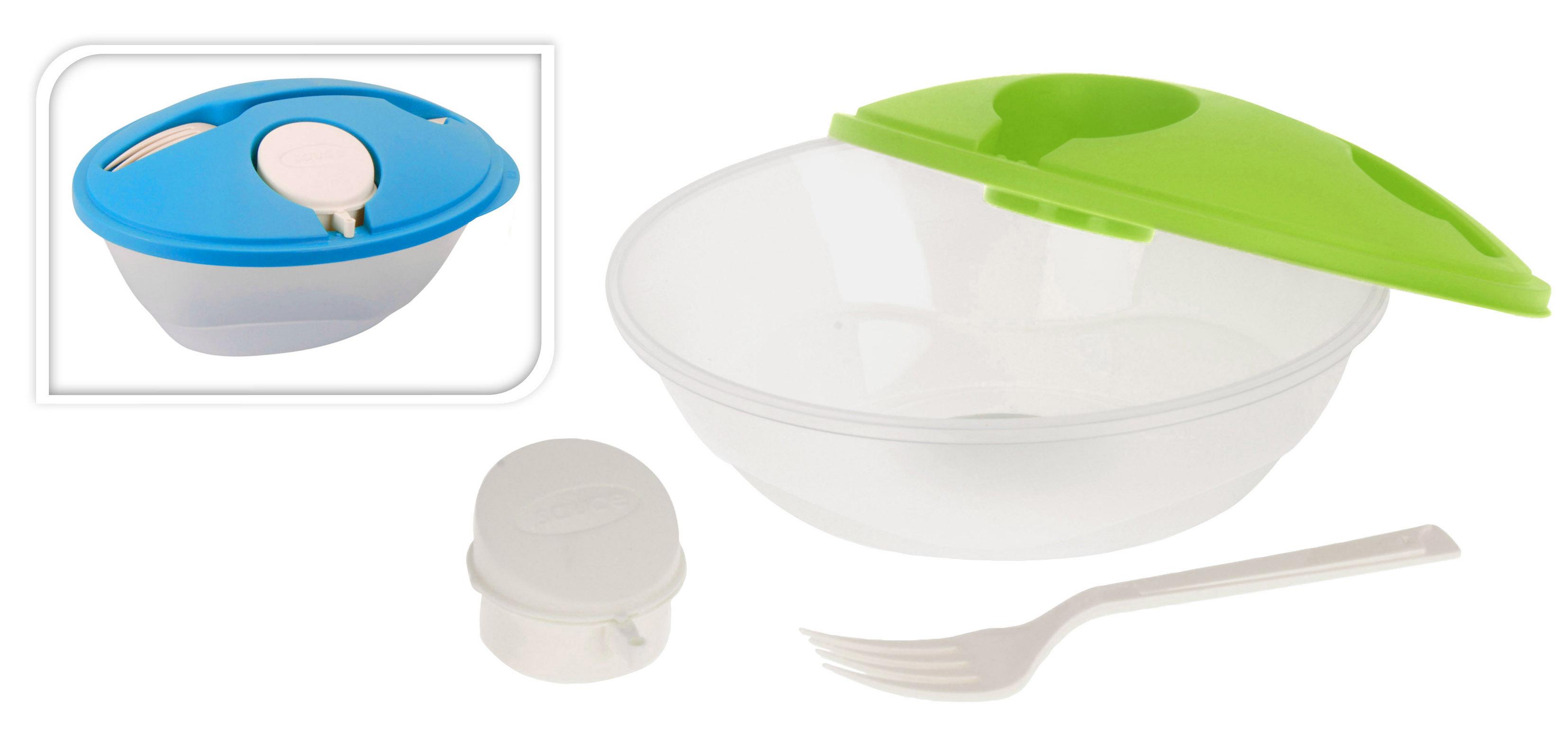 2 x lunch salatbox set brotzeitdose snackbox salat to. Black Bedroom Furniture Sets. Home Design Ideas
