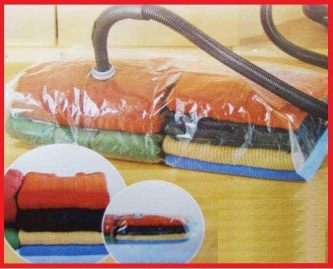 vakuumbeutel aufbewahrung vakuum vacuum unterbettkommode kleidersack ver gr e ebay. Black Bedroom Furniture Sets. Home Design Ideas
